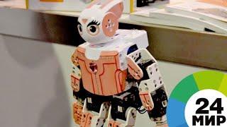 Танцующие роботы и дроиды: в Алматы открылась уникальная выставка - МИР 24