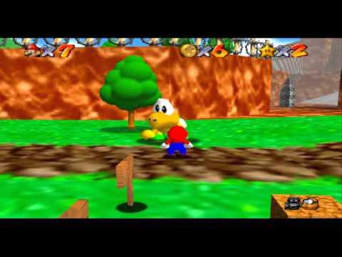 Super Mario 64 - Mamma Mia!