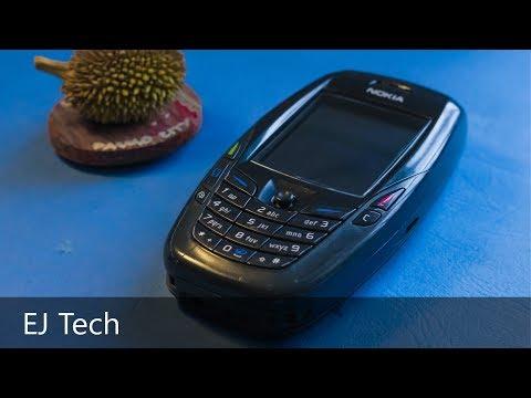 Nokia 6600 Restoration
