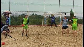 ГТРК Белгород - В Белгороде завершился третий тур чемпионата России по пляжному гандболу
