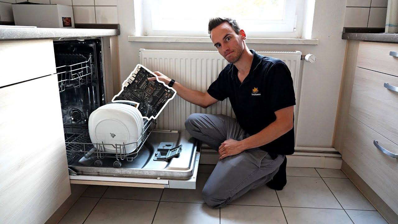 Ютубер рассказал, как правильно помыть видеокарту в посудомоечной машине. Нет, это не розыгрыш!