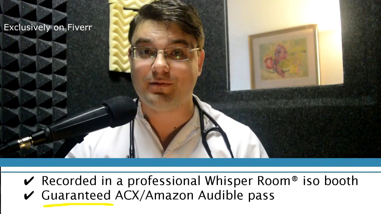 Amazon Audible Voice Over Jobs Professional Commercial Voice Over Ads E Learning Etc