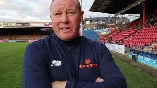 York City 0-0 Brackley Town | Steve Watson Post-Match
