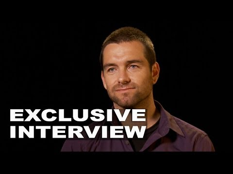 Banshee: Antony Starr Exclusive Interview Part 1 (Lucas Hood