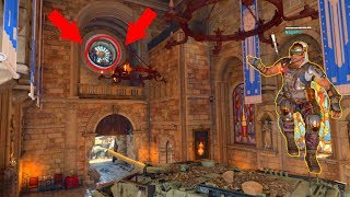 THEY WERE ALL HIDING UPSTAIRS IN THE CHURCH!?!?! HIDE N' SEEK ON *BLACK OPS 4*