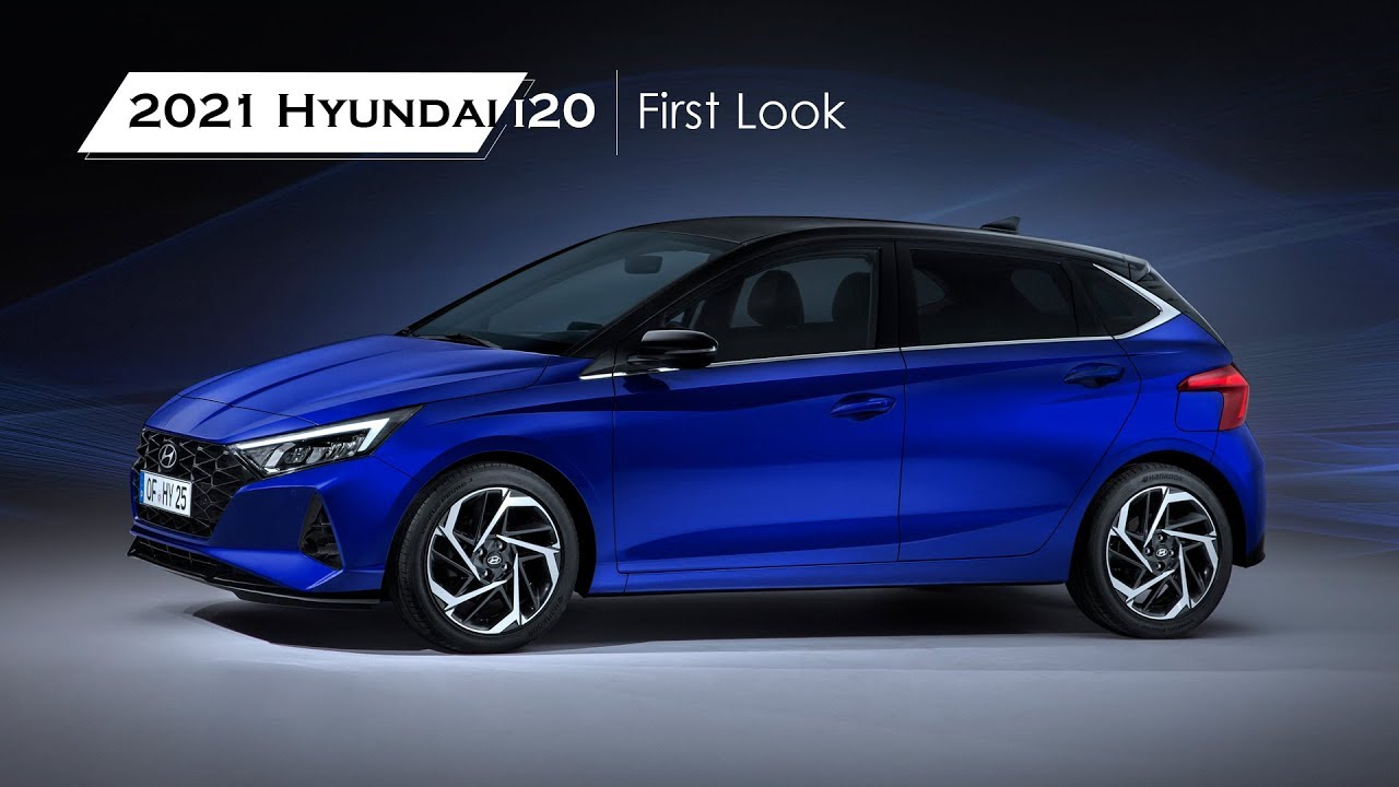 3rd generation 2021 hyundai i20  first look  youtube