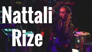 Powerful live performance by Nattali Rize singing One People.. at I...