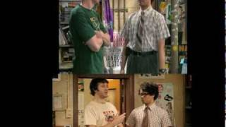 IT CROWD US PILOT COMPARED WITH UK SHOW