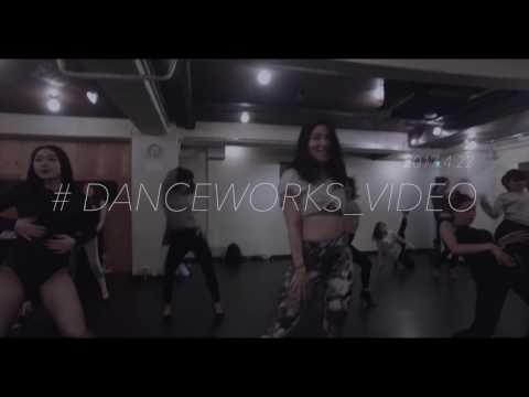 【DANCEWORKS】DANIELLE POLANCO | HEEL CLASS | Holiday - Madonna