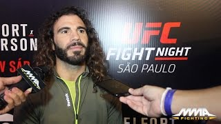Clay Guida: Jose Aldo Is Going to Knock Snot Out of Conor McGregor