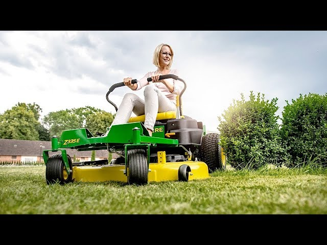 John Deere | Edge™ High-Capacity Mowers for Z500 R Series ZTrak™ Mowers