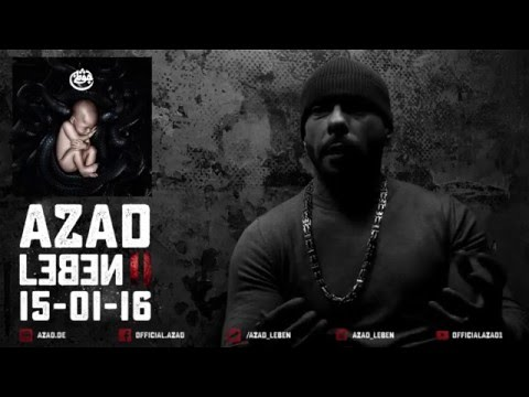 AZAD SPRICHT - DAS GROSSE INTERVIEW - TEIL 1 | LEBEN II (Official HD Video)