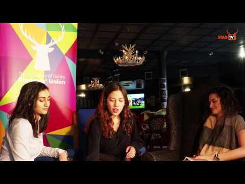 PolSoc and Incite interview Sara Etemadi for Union Chair