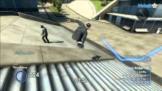 Skate 3 - Campus Bridge List