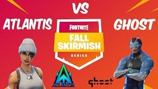 First Ever *BEEF* In Competitive Fortnite | Ghost VS Atlantis | Full Breakdown