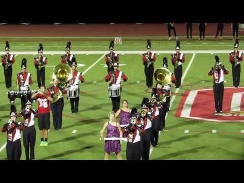Ozark High School Marching Band 2013