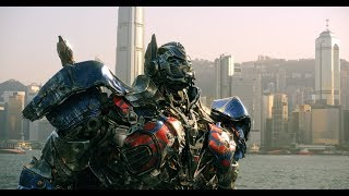 Transformers: Age Of Extinction | Ending Scene (HD)