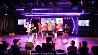 2017.10.21 代アニLIVEステーション ケポダンvol.23 東京少年団 BTS 'DNA'
