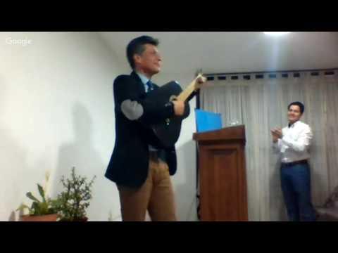 lider Juan Carlos Mejia