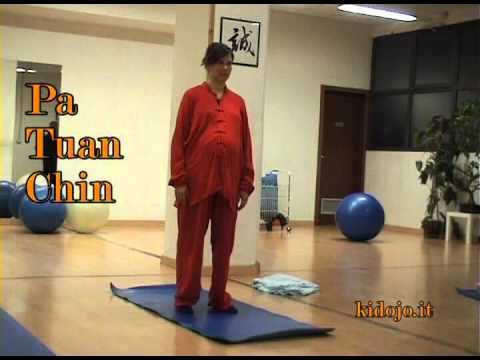 Stillpointer 2010: Taoist Yoga for Pregnant Women with Margot/1