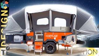 Top 10 Favorite Campers, Caravans & Motorhomes