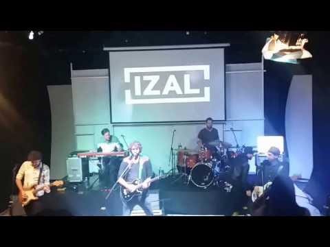Izal-Pequeña gran revolución en vivo