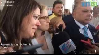 Políticos se expresan ante la muerte de Carlos Vargas - NotiCel