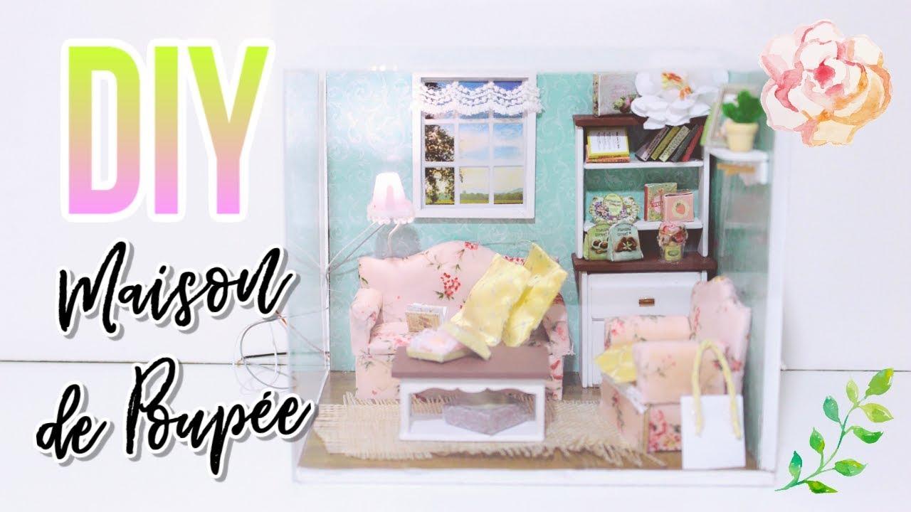 diy maison de poupee miniature l miniature dollhouse kit