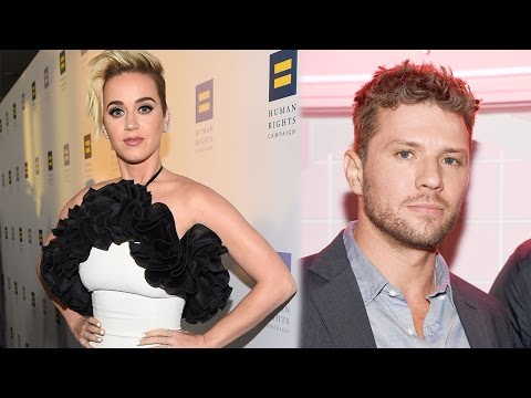 Katy Perry And Ryan Phillippe Shut Down Dating Rumors In Hilarious Twitter Exchange