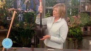 Martha Stewart's Gardening Tips and Tools - Martha Stewart