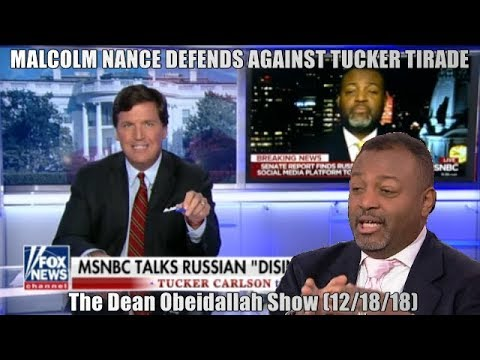 Download Malcolm Nance Defends Against Tucker Carlson Tirade on FOX News // The Dean Obeidallah Show