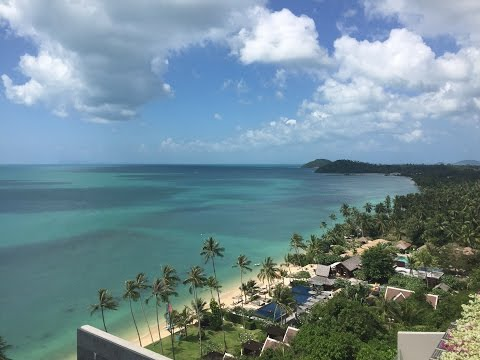 Koh Samui holidays January 2016 – Intercontinental Koh Samui, Chaweng Regent Beach Resort
