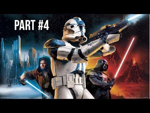 Star Wars: Battlefront 2 Campaign Walkthrough Part 4 (No Commentary)