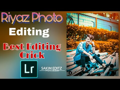Riyaz Photo Editing Tutorial Lightroom  !  Best Photo Editing Lightroom thumbnail
