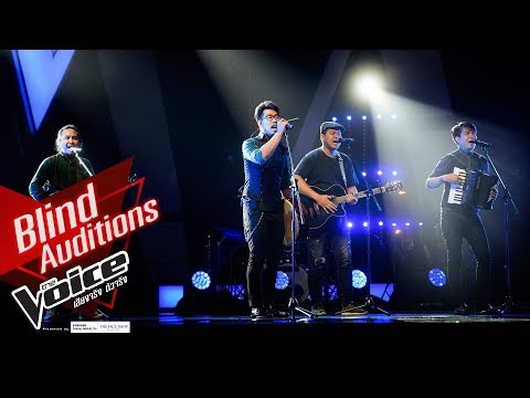 ERROR99 - เสมอ - Blind Auditions - The Voice Thailand 2019 - 16 Sep 2019
