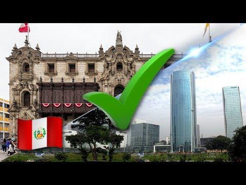 Las 10 ventajas de emigrar a Perú