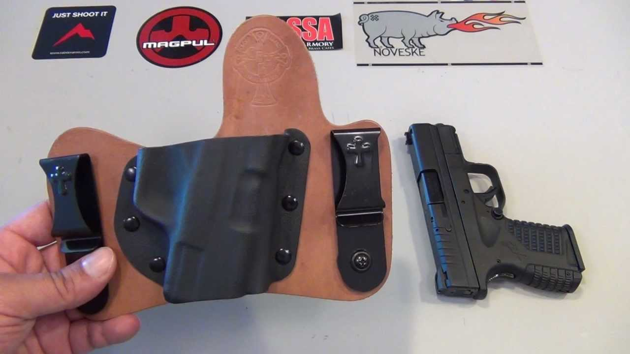 Springfield XDS Crossbreed holster