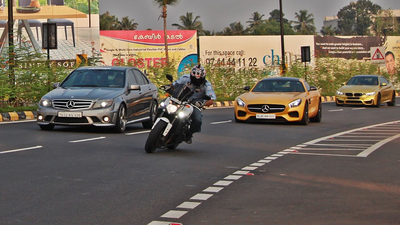 Supercars Bikes Loud Fly Bys India Kerala Pete S Super