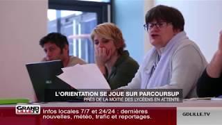 Parcoursup: à Lille, des professeurs dénoncent