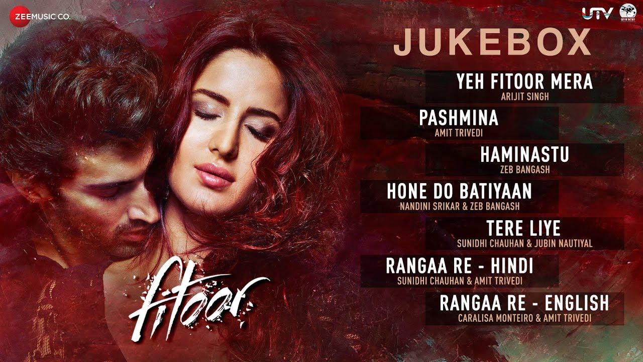 Download Fitoor Jukebox - Full Album | Aditya Roy Kapur & Katrina Kaif | Amit Trivedi | Love Romance Songs