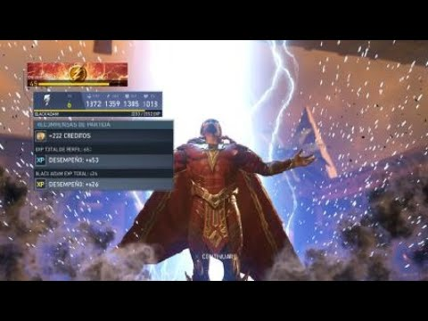 Injustice 2: Legendary Edition - BLACK ADAM VS SUPERMAN