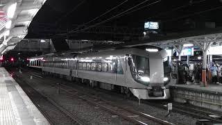 リバティ化!!冬の臨時夜行列車【スノーパル23:55】〜春日部駅〈入線・発車〉