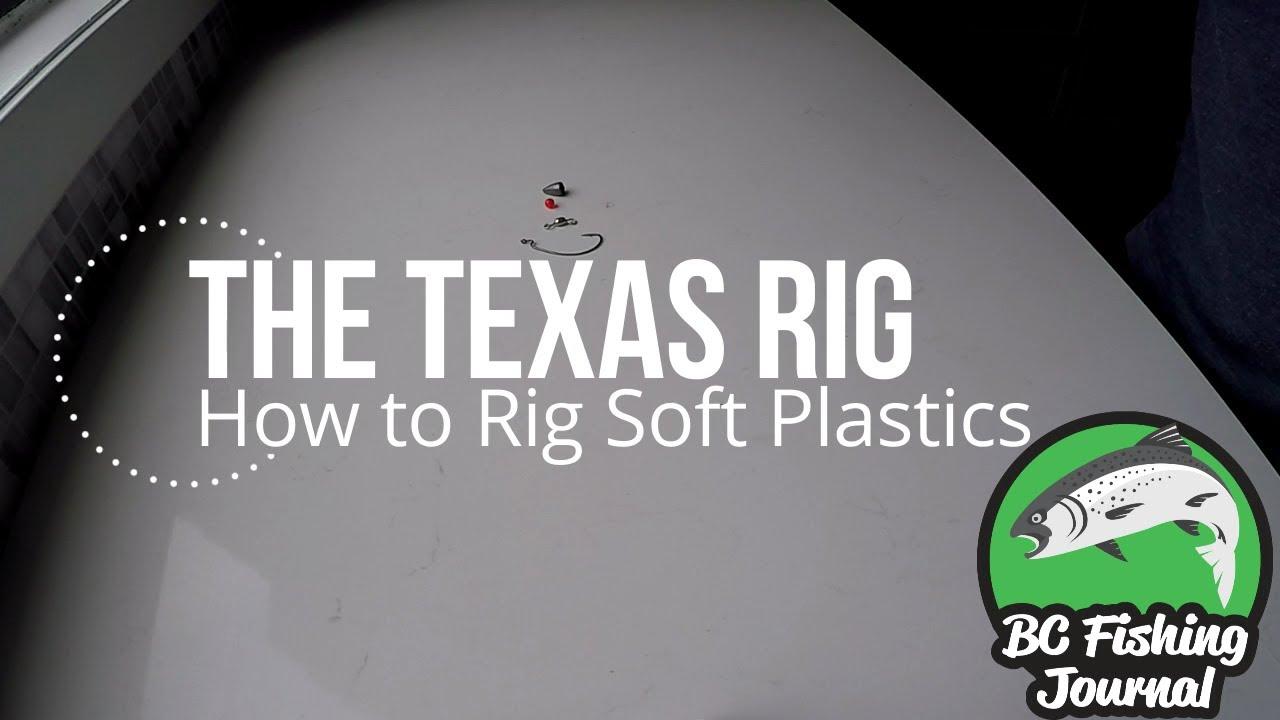 How to Rig Plastic Baits (Texas, Carolina & Drop Shot) - BC Fishing