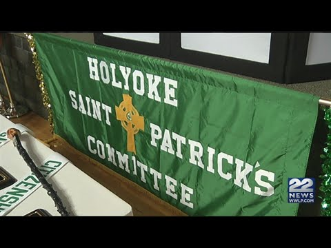 Holyoke St. Patrick's Parade committees in full swing preparing for big day