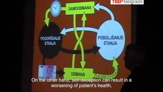 TEDxBelgrade - Voja Antonic - The Art of Deception and Self-Deception