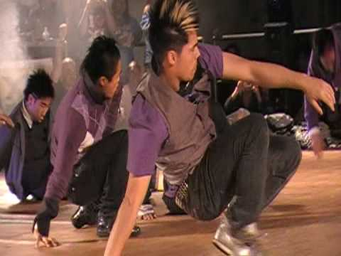 Quest Crew Live and on stage at World of Dance, by Clubbing411 Media Team