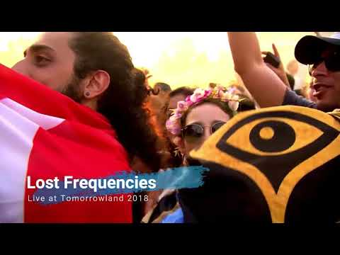 Fisher- Losing It-Lost Frequencies @Live Tomorrowland #Fisher