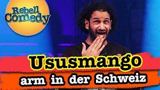 Ususmango – Als Deutscher in der Schweiz
