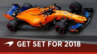 The 2018 F1 season is almost here