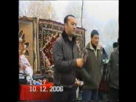 Sarvar Jo'raev & Anvar Sanaev Tojikistonda Do'sti shaharchasi 2006- yil